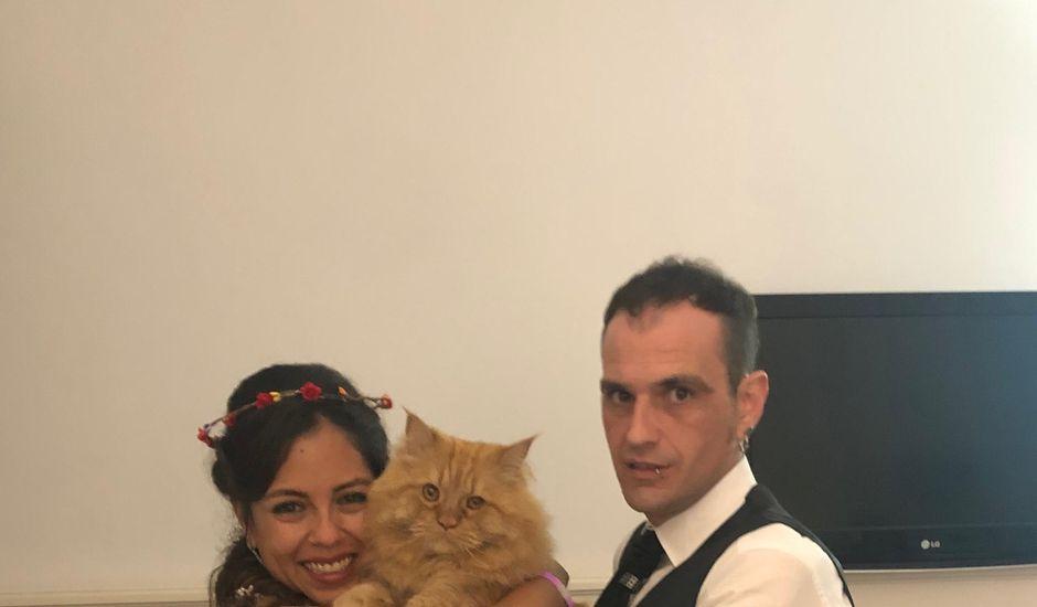 La boda de Iñaki  y Karen  en Durango, Vizcaya