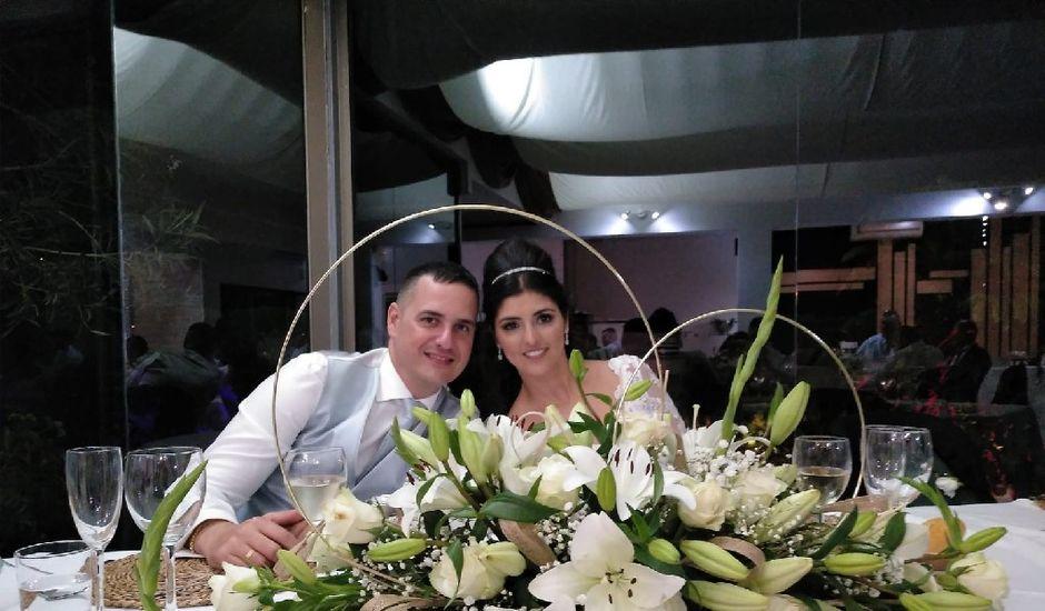 La boda de Alberto y Cathaysa en Candelaria, Santa Cruz de Tenerife