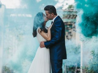 La boda de Jennifer y Jose