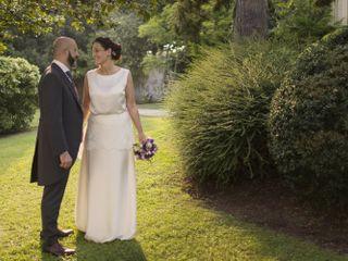 La boda de Rocío y Quique