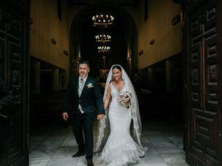 La boda de Sara y Zeben