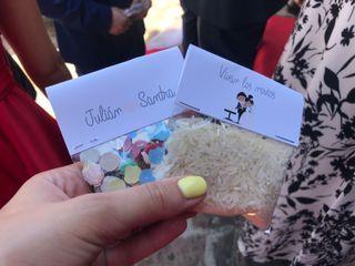La boda de Sandra y Julián  2