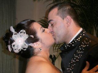 La boda de Wilmary y Mishael