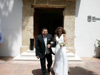 La boda de María José y Arturo