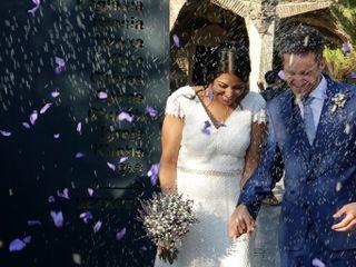 La boda de Natalie y Franc