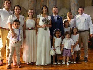 La boda de Natalie y Franc  3