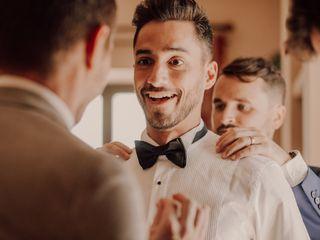 La boda de Sorina y Thibaut 2