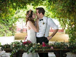 La boda de Ane y Rafael