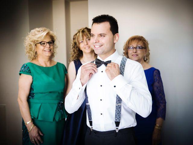 La boda de Jordi y Laura en L' Arboç, Tarragona 3