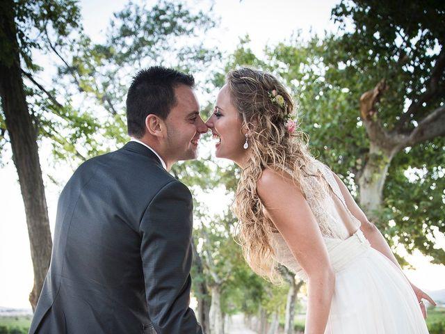 La boda de Jordi y Laura en L' Arboç, Tarragona 33
