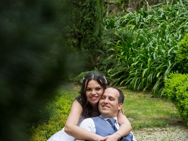 La boda de Samuel y Suely  en Gondomar, Pontevedra 3