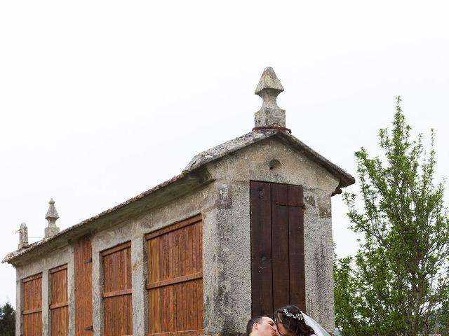 La boda de Samuel y Suely  en Gondomar, Pontevedra 6