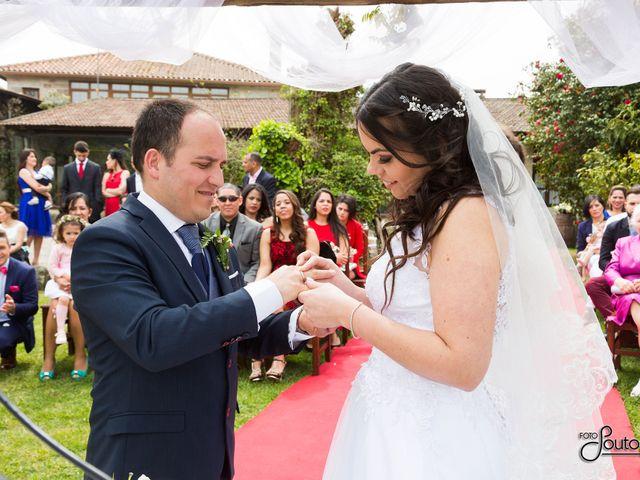 La boda de Samuel y Suely  en Gondomar, Pontevedra 7