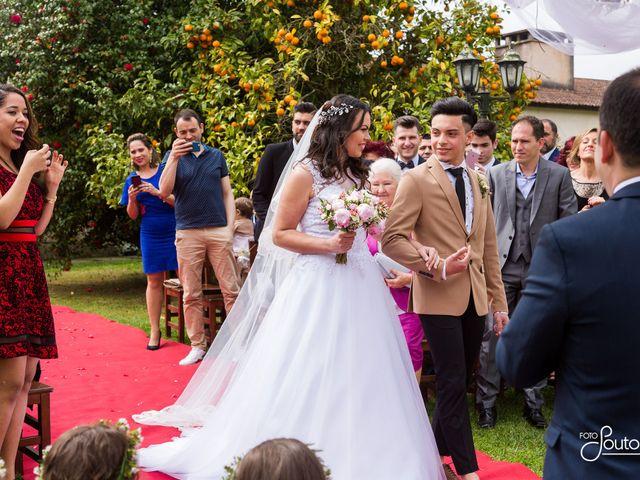 La boda de Samuel y Suely  en Gondomar, Pontevedra 9