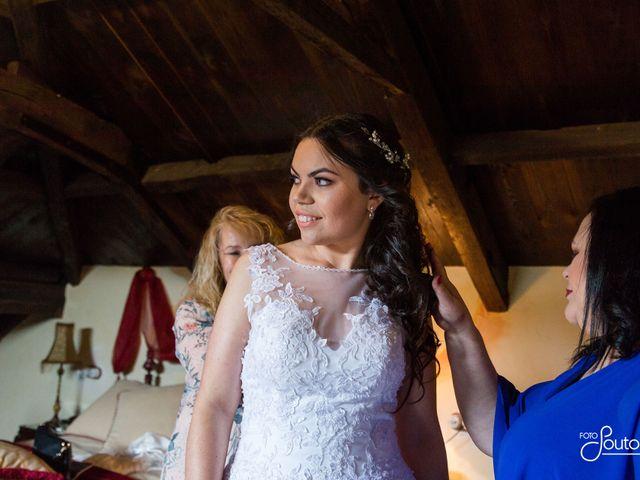 La boda de Samuel y Suely  en Gondomar, Pontevedra 12