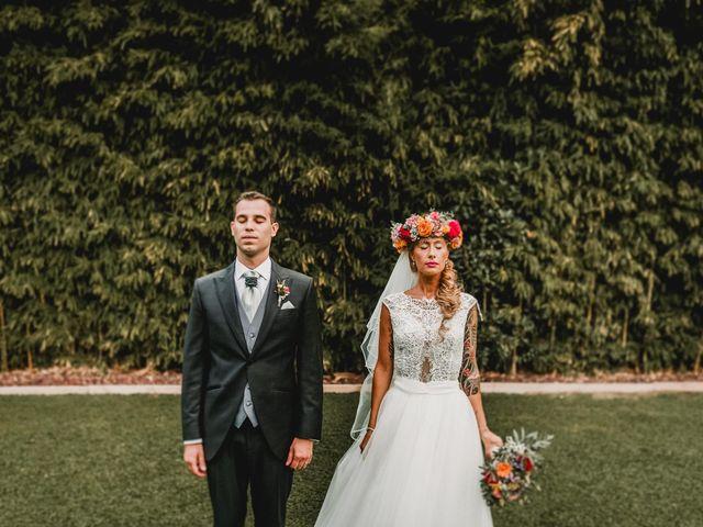 La boda de Chiara y Joan