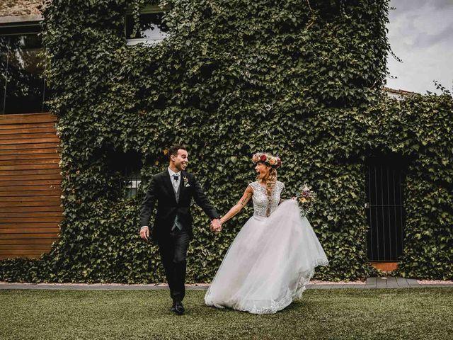 La boda de Joan y Chiara en Sant Fost De Campsentelles, Barcelona 14