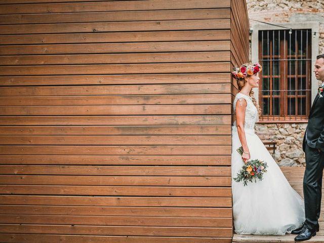 La boda de Joan y Chiara en Sant Fost De Campsentelles, Barcelona 17