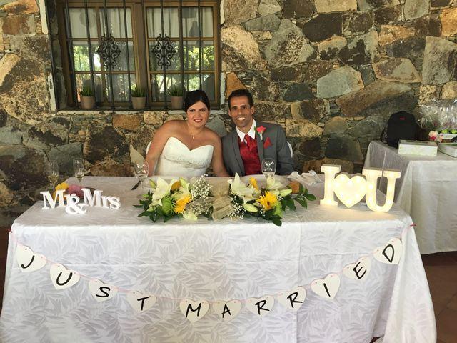 La boda de Zeneida y Yeray