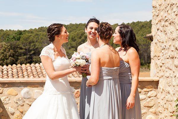 La boda de Gary y Mercè en Pontos, Girona 53