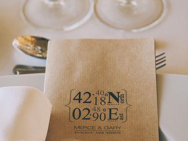 La boda de Gary y Mercè en Pontos, Girona 121