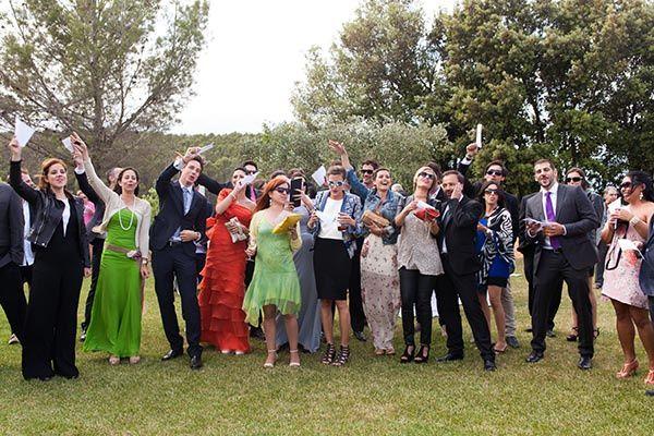 La boda de Gary y Mercè en Pontos, Girona 124
