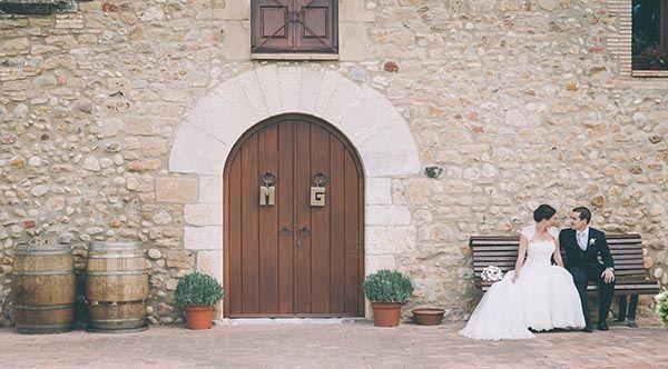 La boda de Gary y Mercè en Pontos, Girona 131