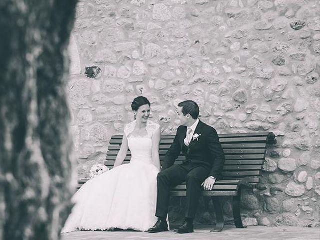 La boda de Gary y Mercè en Pontos, Girona 134