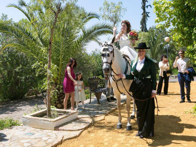 La boda de Rafael y Ane en Córdoba, Córdoba 11