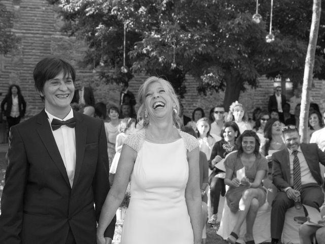 La boda de Conchi y Mar