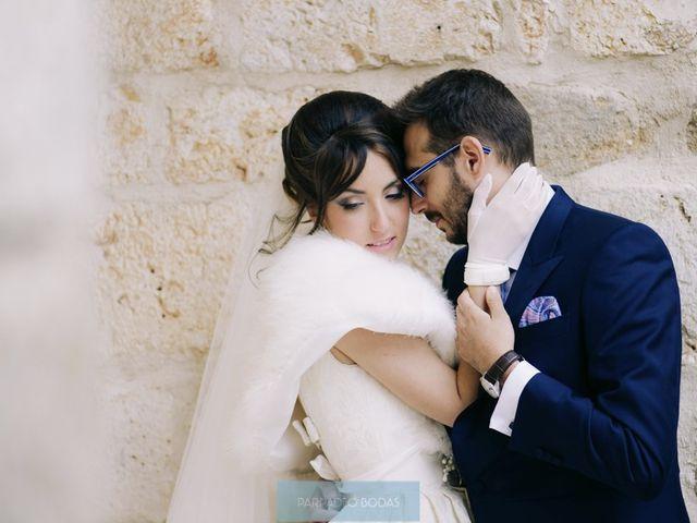 La boda de Raquel y Asier