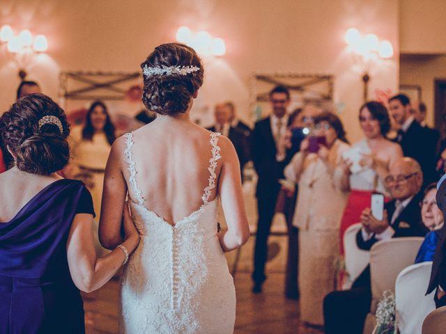 La boda de Manuel y MªJosé en Trigueros, Huelva 8