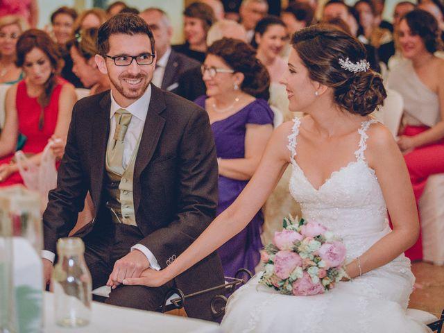 La boda de Manuel y MªJosé en Trigueros, Huelva 10