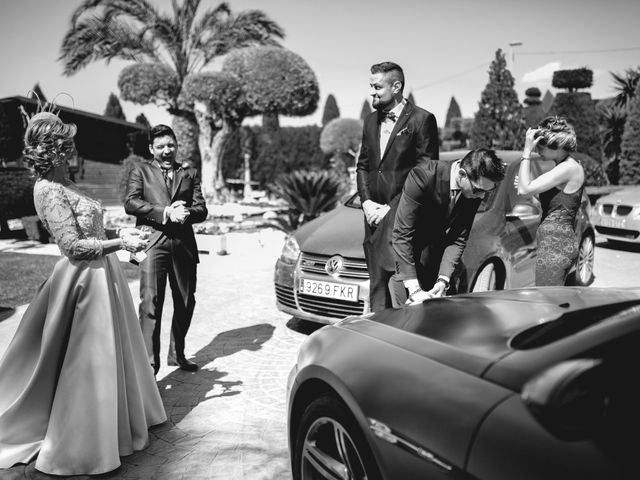 La boda de Jose David y Jose en Murcia, Murcia 27