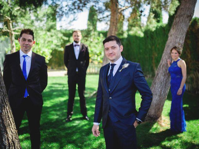 La boda de Jose David y Jose en Murcia, Murcia 34