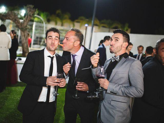 La boda de Jose David y Jose en Murcia, Murcia 127