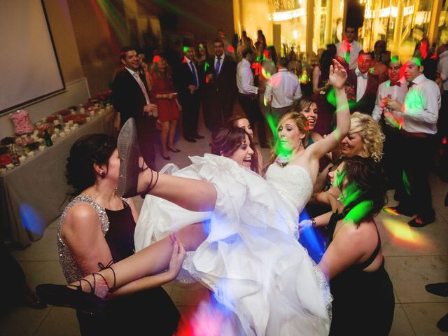 La boda de Jose David y Jose en Murcia, Murcia 163