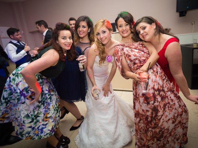 La boda de Jose David y Jose en Murcia, Murcia 166