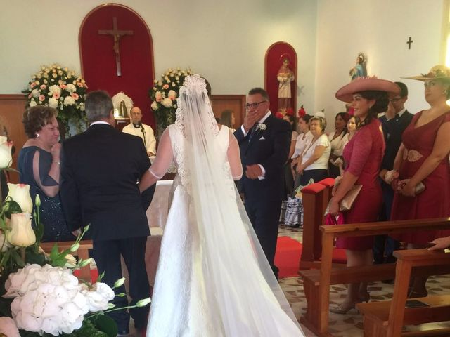 La boda de Alberto y Maite en Redovan, Alicante 7