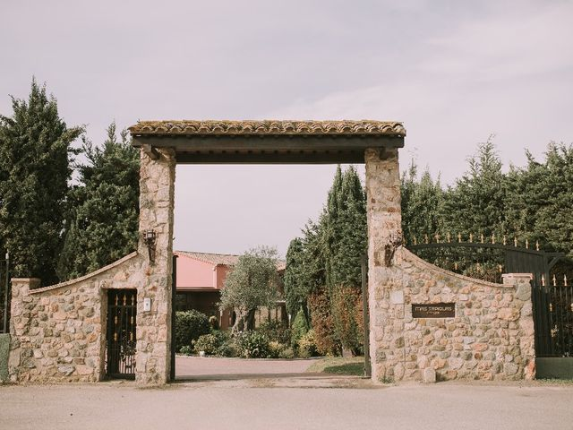 La boda de Isaac y Marta en Girona, Girona 1