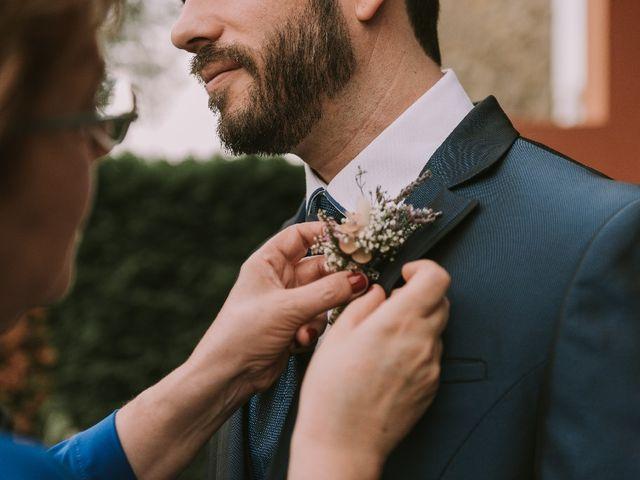 La boda de Isaac y Marta en Girona, Girona 11