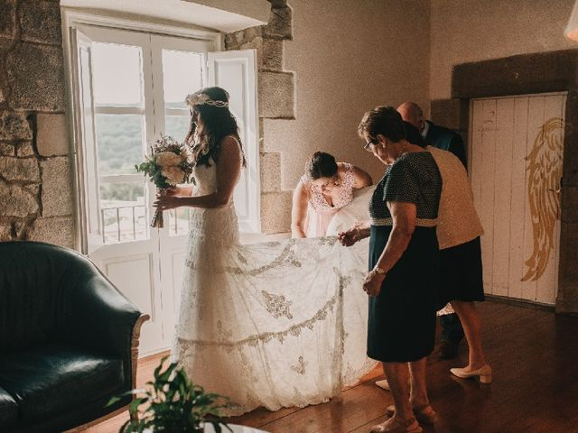 La boda de Isaac y Marta en Girona, Girona 36