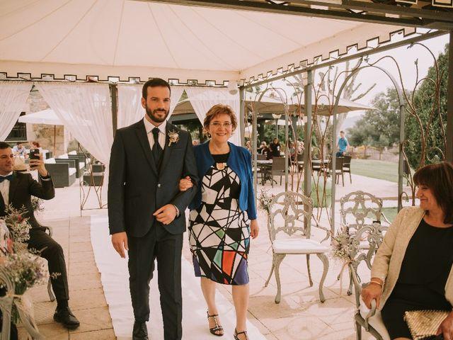 La boda de Isaac y Marta en Girona, Girona 45