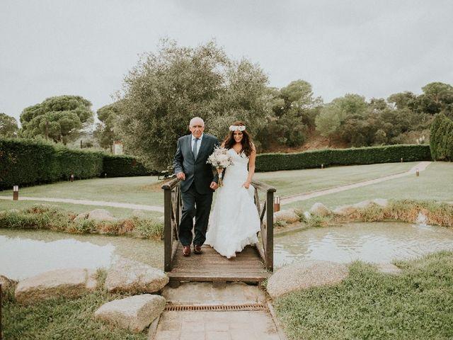 La boda de Isaac y Marta en Girona, Girona 49