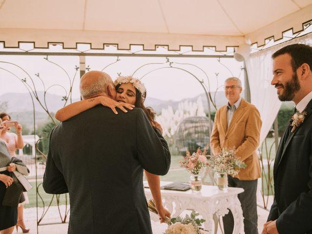 La boda de Isaac y Marta en Girona, Girona 50
