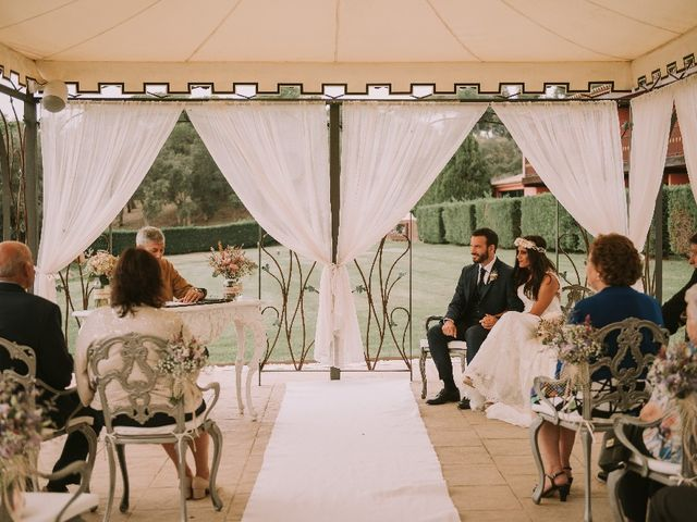 La boda de Isaac y Marta en Girona, Girona 54