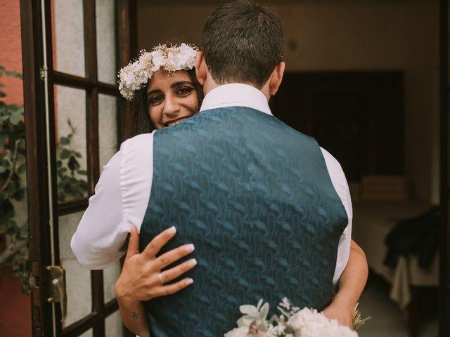 La boda de Isaac y Marta en Girona, Girona 80