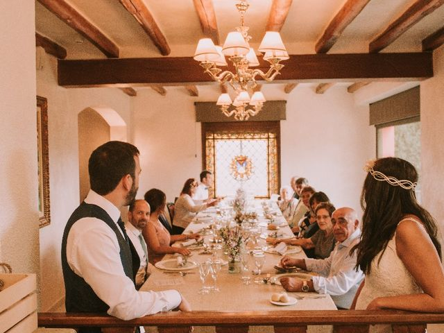 La boda de Isaac y Marta en Girona, Girona 82