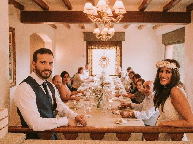 La boda de Isaac y Marta en Girona, Girona 83