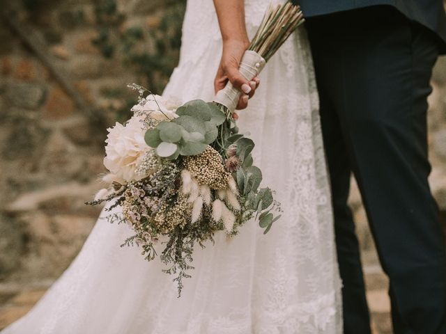 La boda de Isaac y Marta en Girona, Girona 91